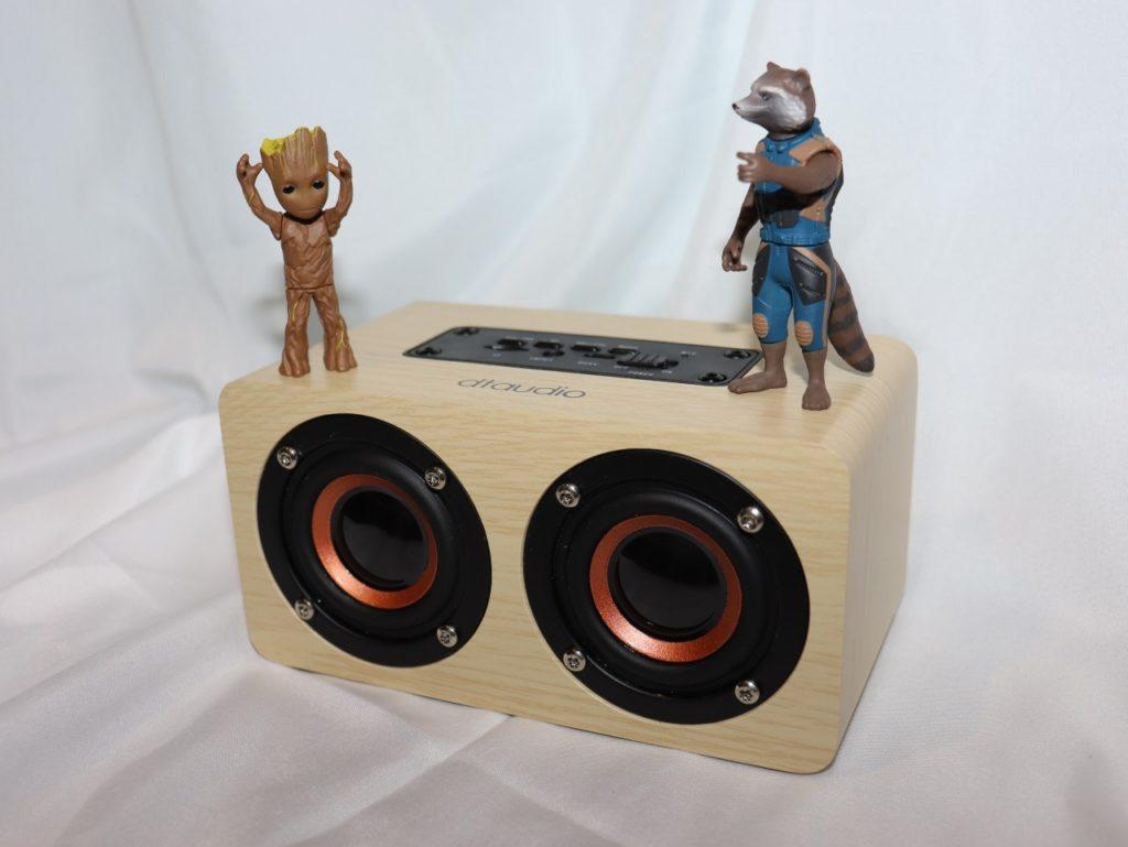 DTAudio藍芽喇叭 1