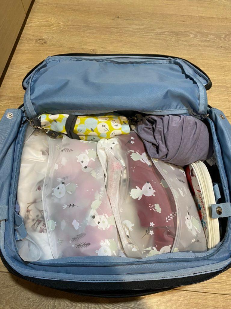 行李收納懶人包 5