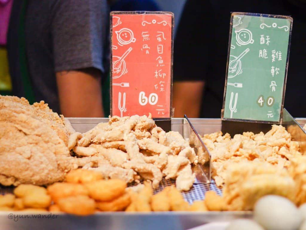 白妞鹹酥雞 7