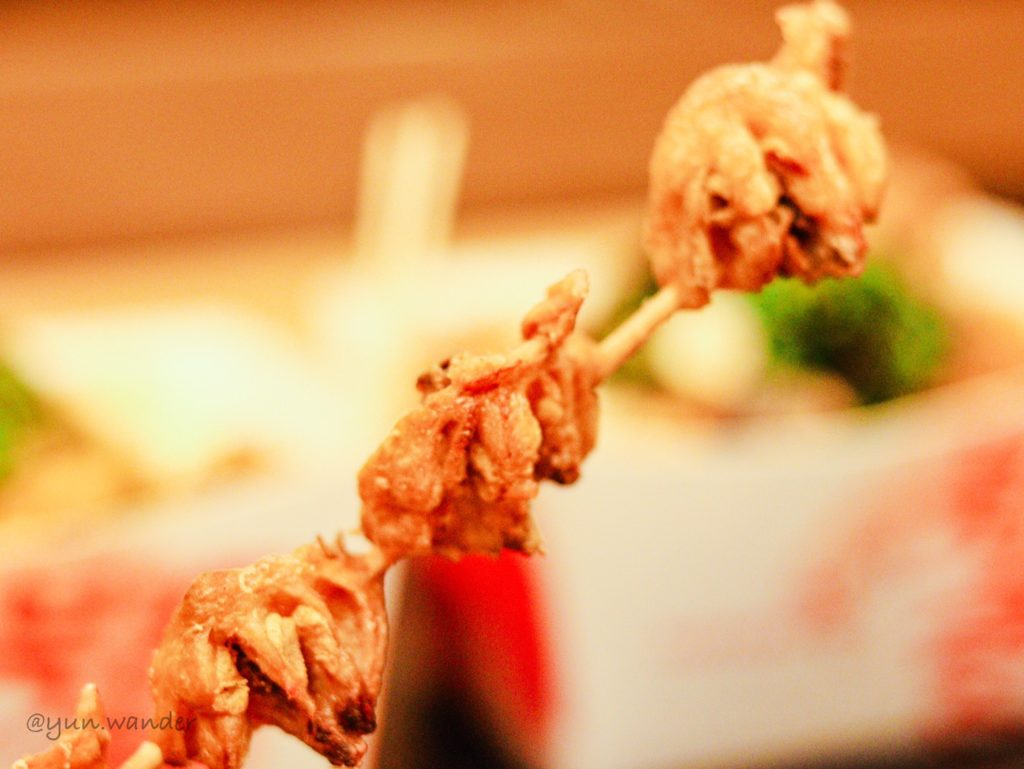 白妞鹹酥雞 11