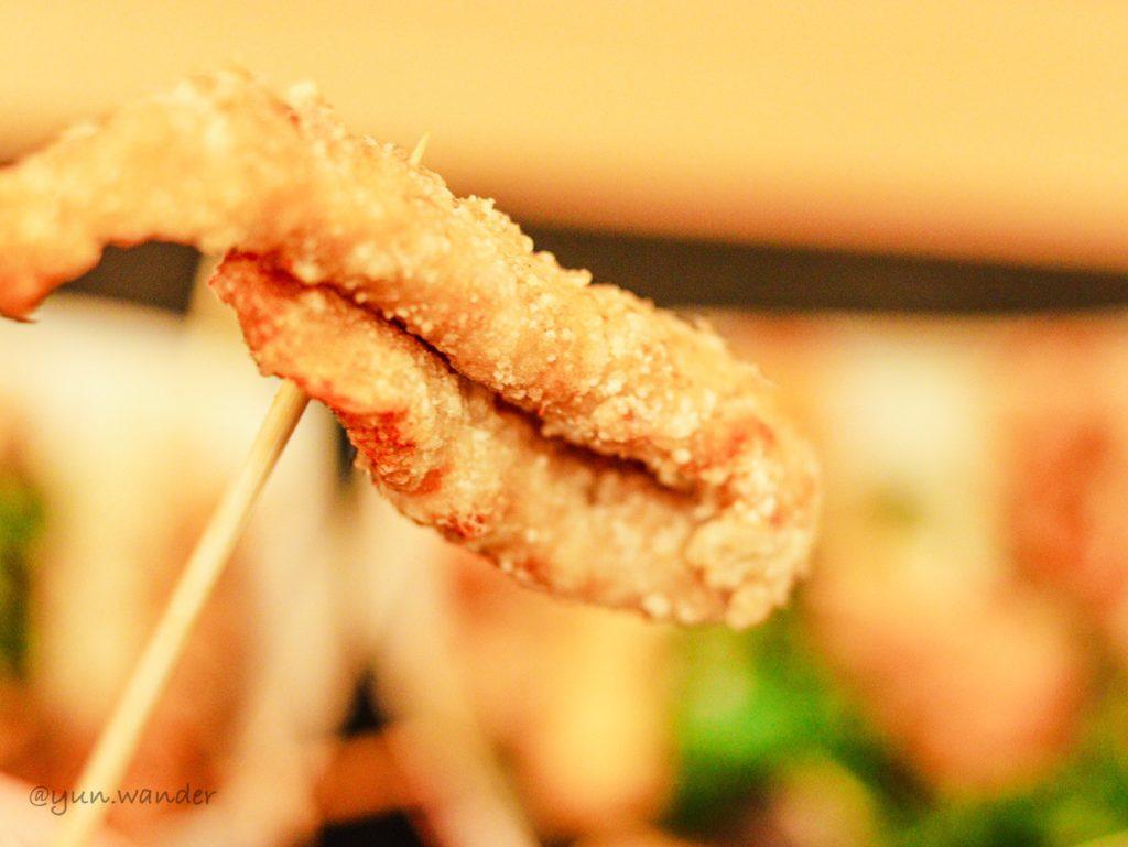 白妞鹹酥雞虱目魚柳
