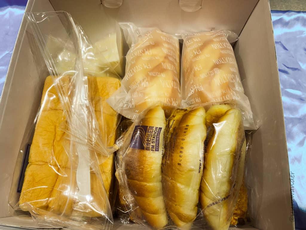 宅配防疫麵包箱 13