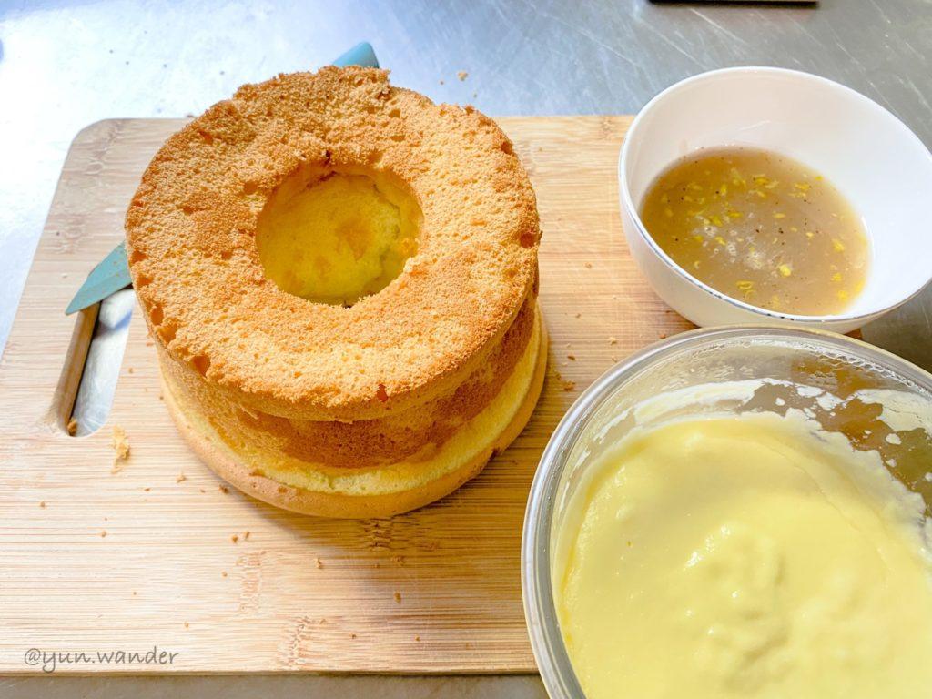 新時代烘焙液體蛋糕糊 7