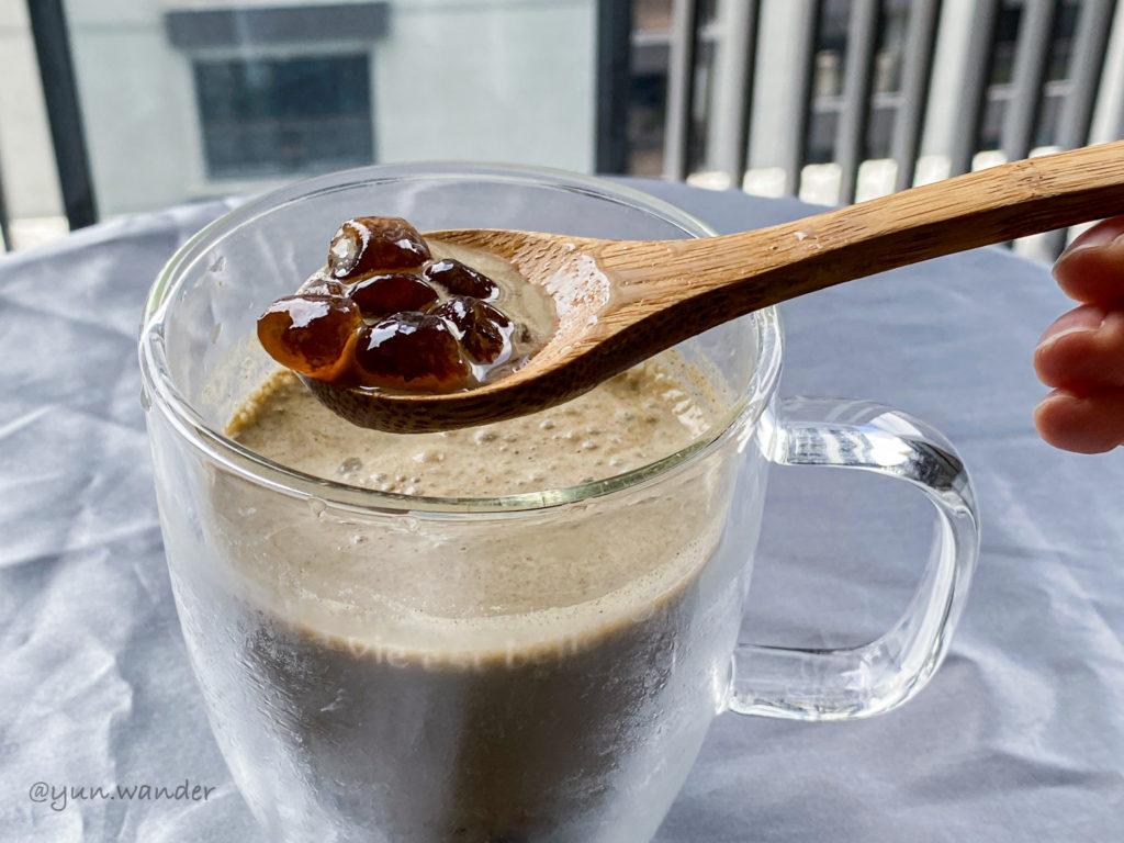 沖泡式珍珠奶茶 3